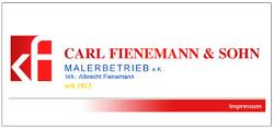 Fienemann-Maler-Logo